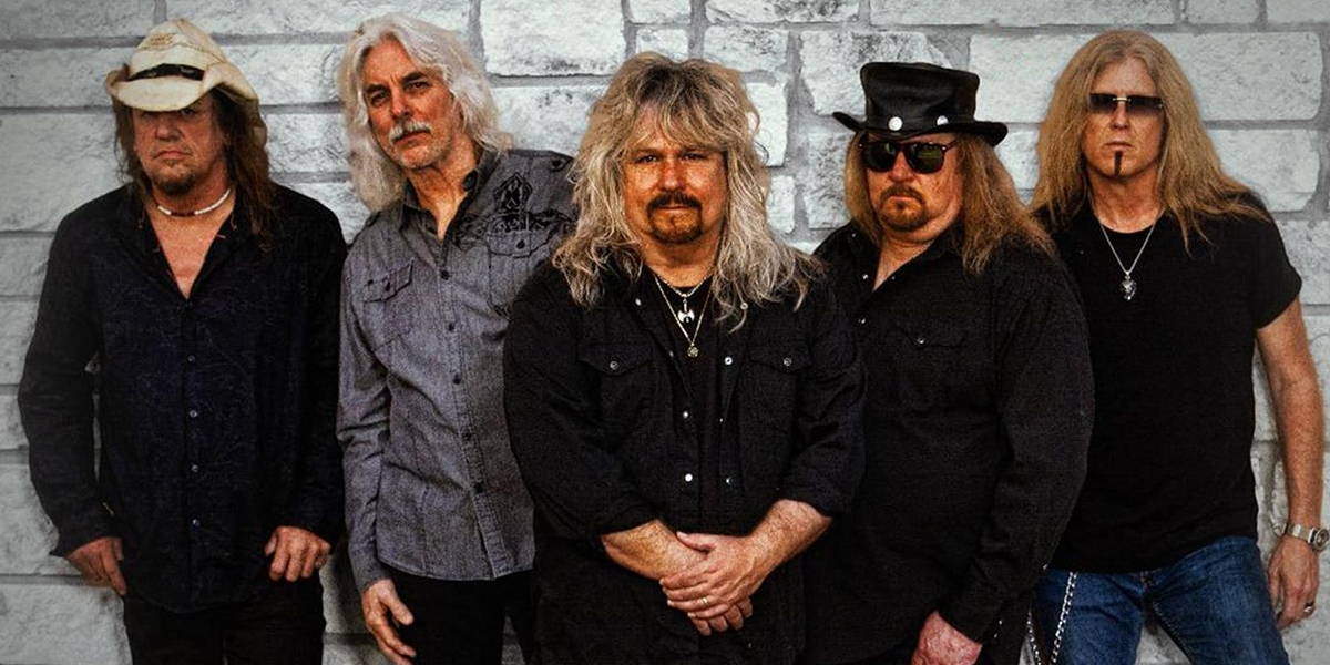 March 21, 2020<br>Molly Hatchet